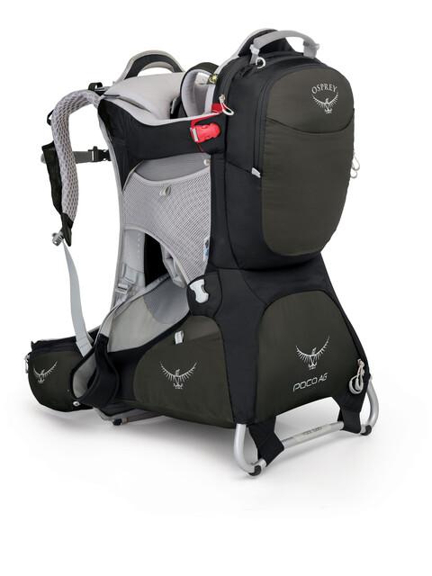 Osprey Poco AG Plus Child Carrier Black